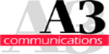 A3 Communications Logo